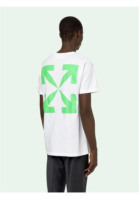 White t-shirt OFF WHITE |  | OMAA027F20FAB0170155