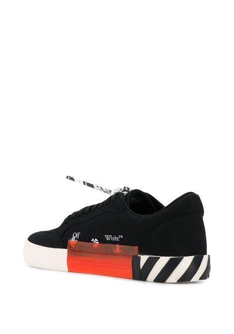 Black sneakers OFF WHITE   SNEAKERS   OMIA085E20FAB0011025