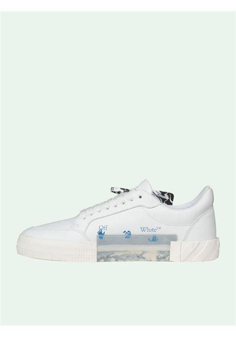 Scarpa bianca OFF WHITE | SNEAKERS | OMIA085F20LEA0030101