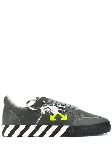 Grey sneakers OFF WHITE |  | OMIA085F20LEA0040970
