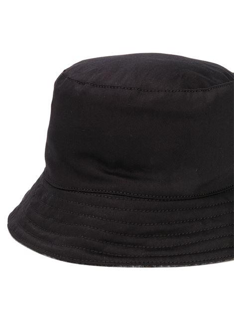 Cappello nero OFF WHITE | CAPPELLI | OMLA011E20FAB0011006