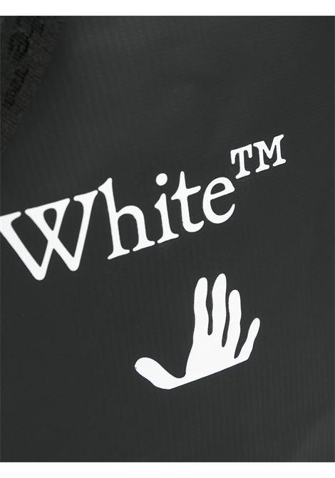 Borsa nera OFF WHITE | TOTE | OMNA054F20PLA0011001