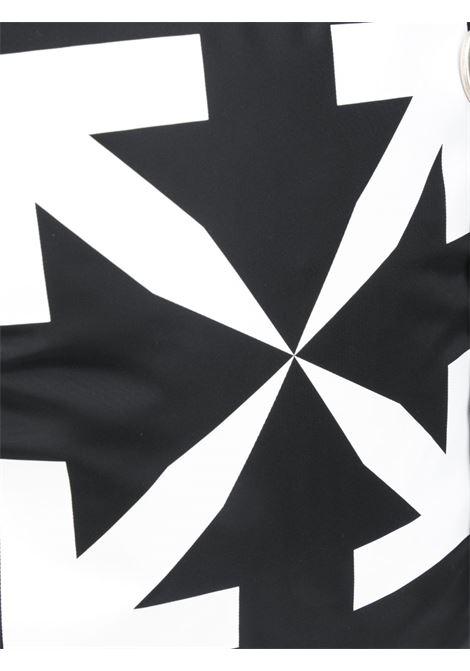 Zaino nero OFF WHITE | ZAINI | OMNB019E20FAB0011001