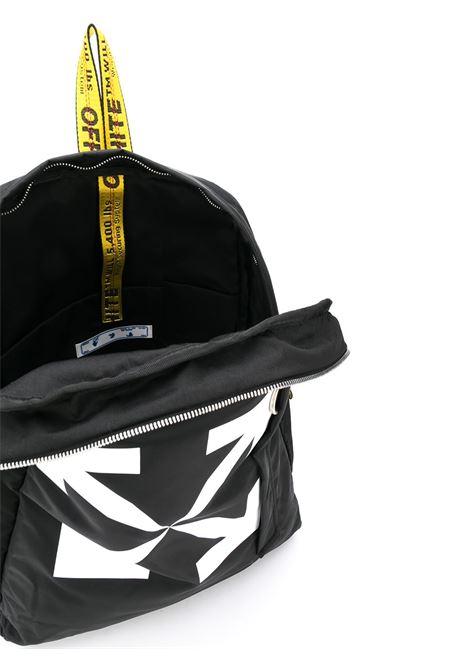Black backpack OFF WHITE |  | OMNB019E20FAB0011001