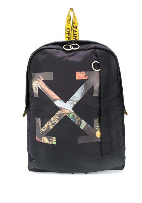 Black backpack OFF WHITE |  | OMNB019F20FAB0021030