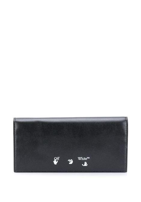 Portafogli nero OFF WHITE | PORTAFOGLI | OMNC011E20LEA0021001