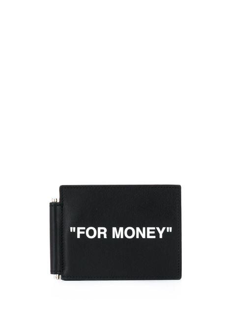 Wallet OFF WHITE |  | OMNC022F20LEA0011001