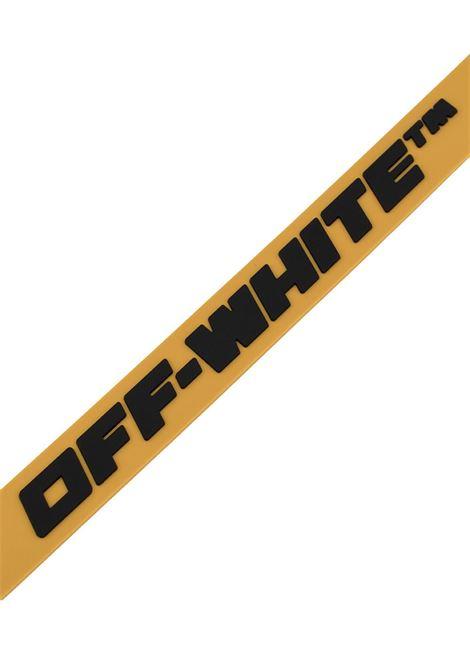 Bracciale giallo OFF WHITE | BRACCIALI | OMOA015E20MAT0011810