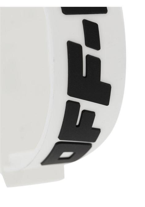 Bracciale bianco OFF WHITE | BRACCIALI | OMOA015F20MAT0010110