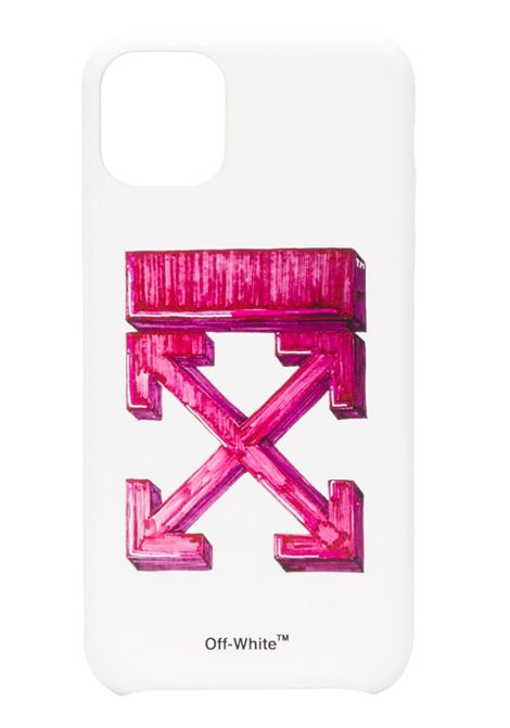 Cover iphone OFF WHITE | COVER IPHONE | OMPA019E20PLA0040125