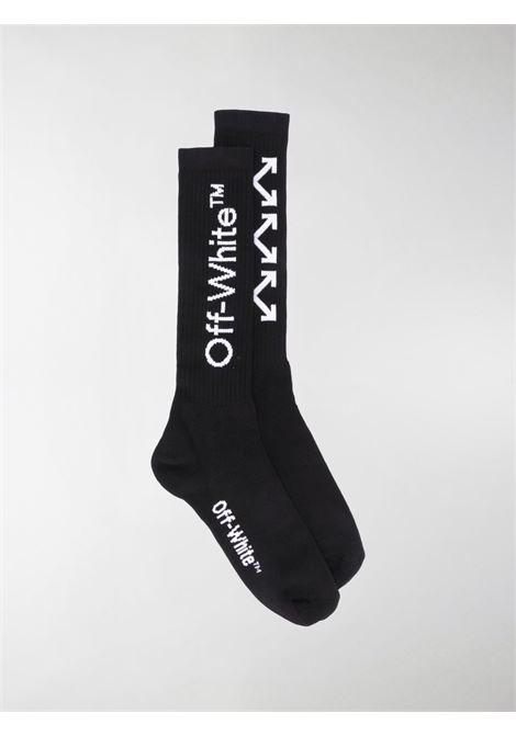 Black socks OFF WHITE |  | OMRA001E20KNI0021001