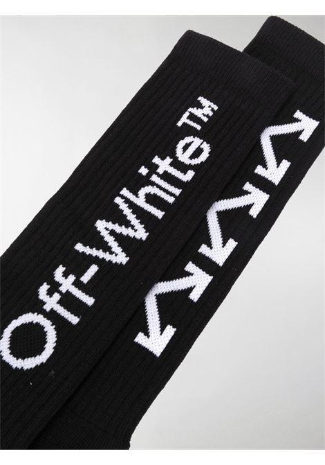 Calzini neri OFF WHITE | CALZINI | OMRA001E20KNI0021001