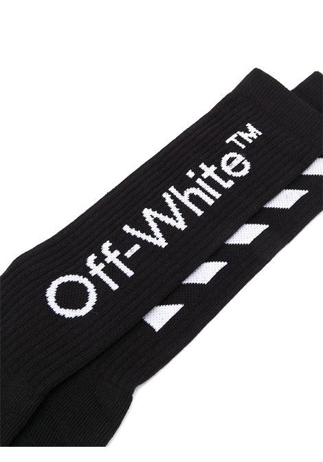 Calzini neri OFF WHITE | CALZINI | OMRA001E20KNI0031001