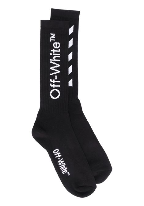 Black socks OFF WHITE |  | OMRA001E20KNI0031001