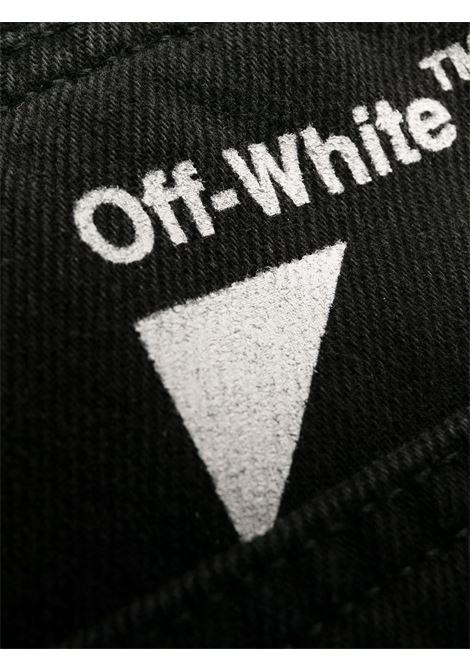 Jeans nero OFF WHITE | JEANS | OMYA011E20DEN0011001