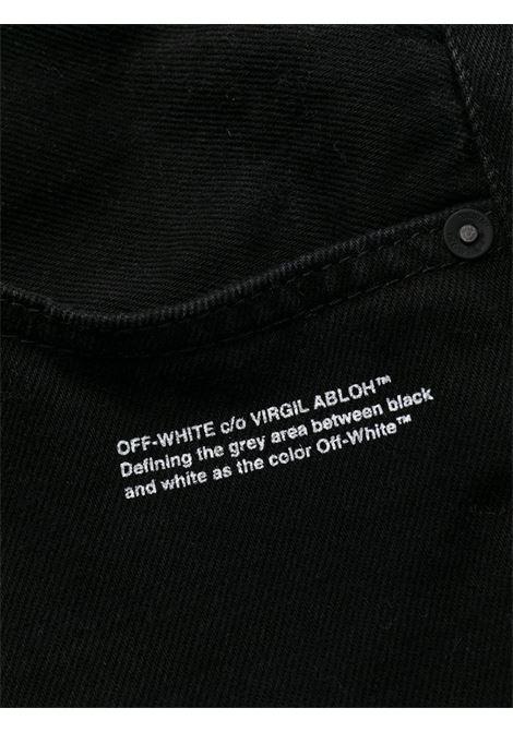 Jeans nero OFF WHITE | JEANS | OMYA011F20DEN0061001