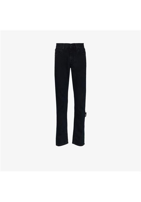 Jeans nero OFF WHITE | JEANS | OMYA085E20DEN0011001
