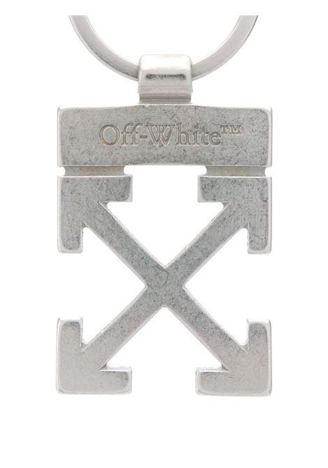 Portachiavi OFF WHITE | PORTACHIAVI | OMZG021E20MET0017800