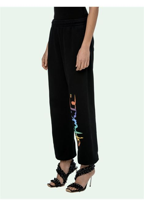 Black trousers OFF WHITE |  | OWCH006F20JER0021084
