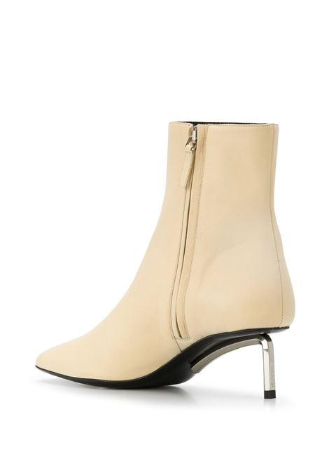 Beige boots OFF WHITE |  | OWID004F20LEA0036100