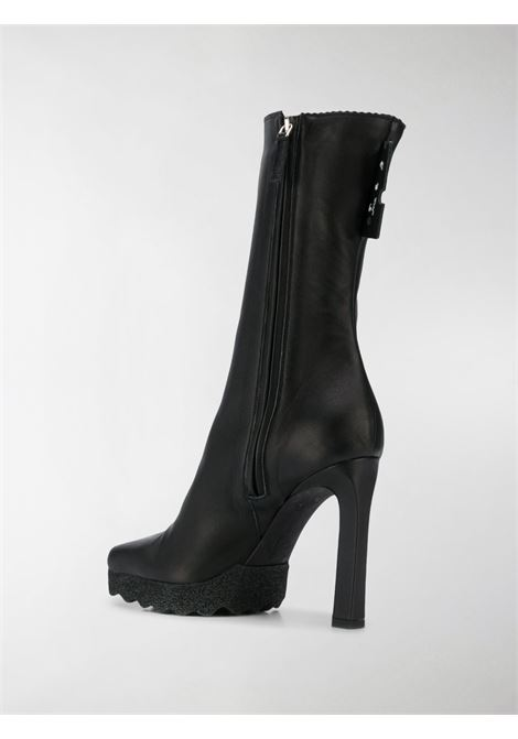 Black boots OFF WHITE |  | OWID005F20LEA0011000
