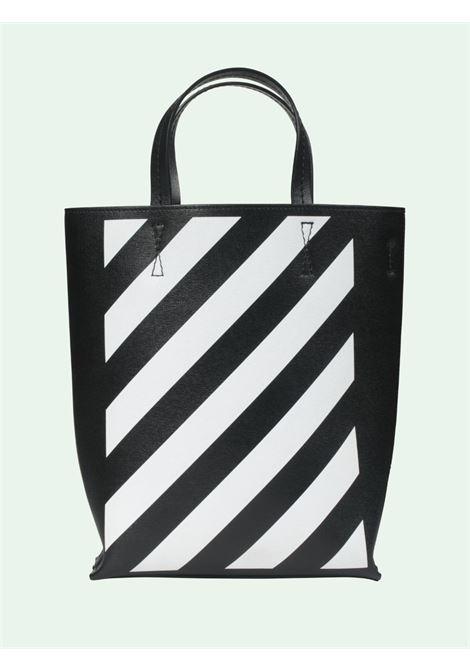 Tote bag OFF WHITE | TOTE | OWNA039E20LEA0031001