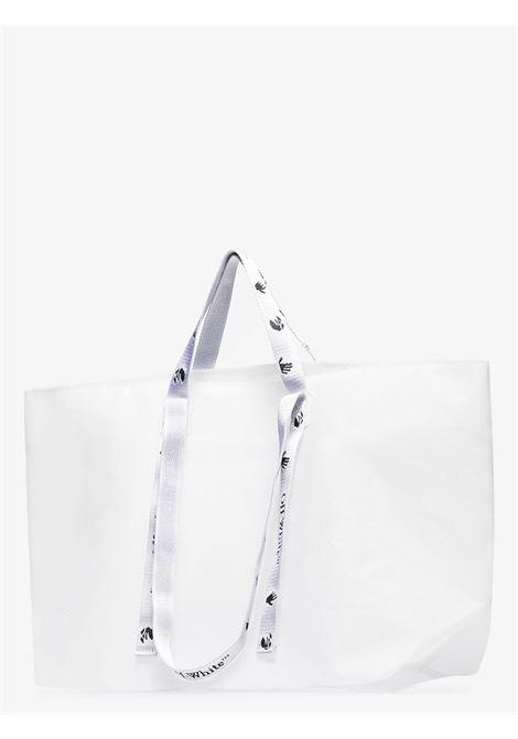 Borsa bianca OFF WHITE | TOTE | OWNA094E20PLA0020110