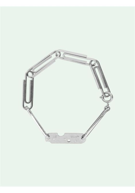 Silver bracelet OFF WHITE |  | OWOA020F20MET0017200