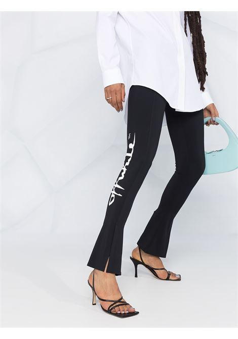 Leggings nero OFF WHITE | LEGGINGS | OWVG013E20JER0011001