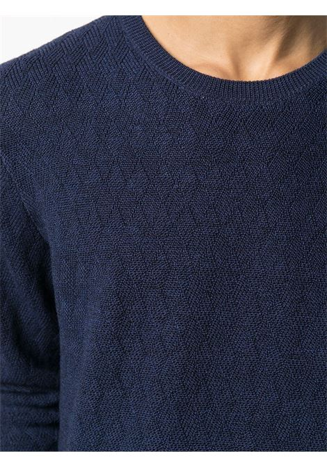 Maglia blu PAL ZILERI | MAGLIE | R3M0Z300D270701