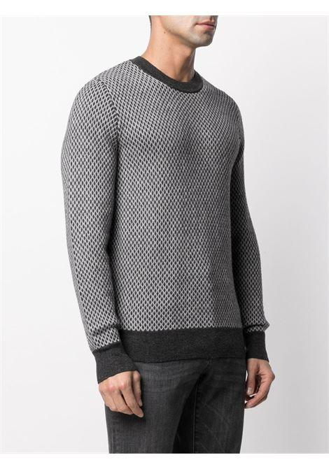 Maglione grigio PAL ZILERI | MAGLIE | R3M0Z300D271831