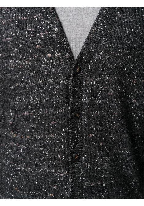 Cardigan grigio scuro PAL ZILERI | CARDIGAN | R3M0Z305D272131
