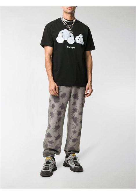 Black t-shirt PALM ANGELS | T-SHIRT | PMAA001E20JER0041001