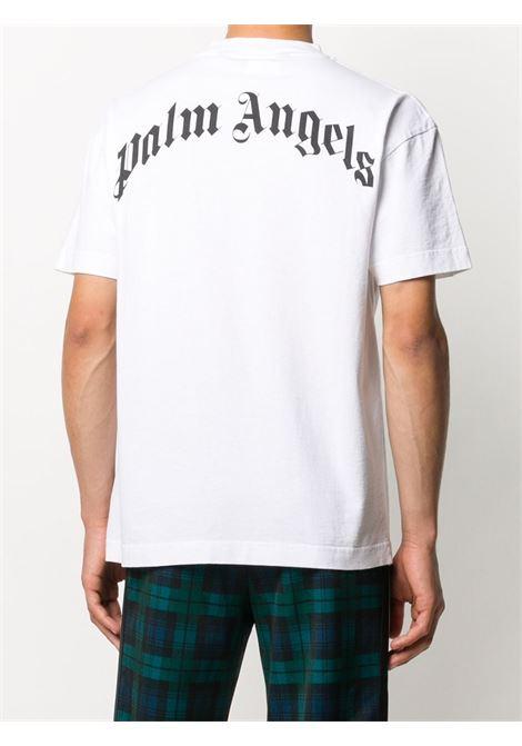 White t-shirt PALM ANGELS | T-SHIRT | PMAA001E20JER0130155