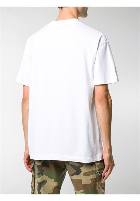 White t-shirt PALM ANGELS | T-SHIRT | PMAA001F20JER0070184