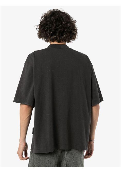Black t-shirt PALM ANGELS | T-SHIRT | PMAA054E20JER0041055
