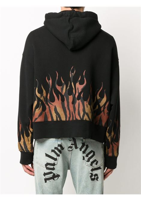 Black sweatshirt PALM ANGELS | SWEATSHIRTS | PMBB058E20FLE0011020