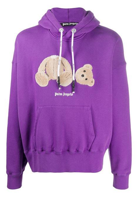 Purple sweatshirt PALM ANGELS |  | PMBB058E20FLE0033760