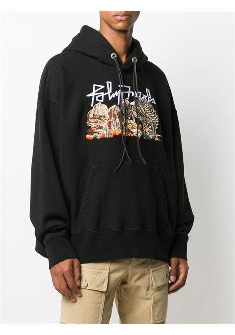 Black sweatshirt PALM ANGELS |  | PMBB058F20FLE0071084