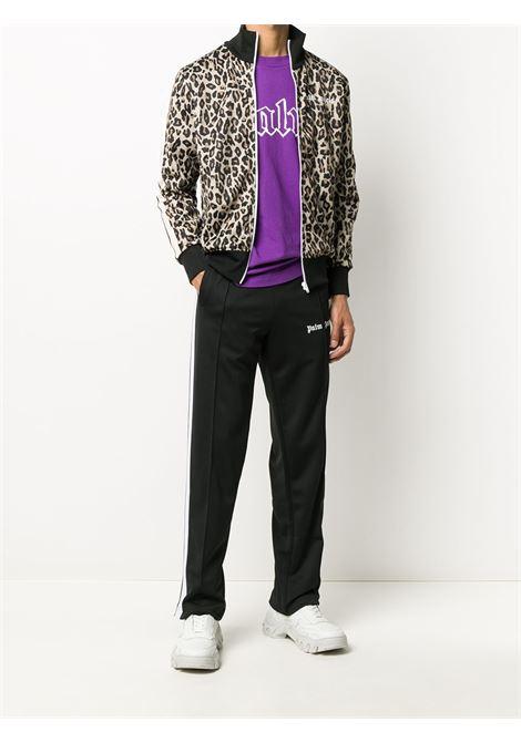 Leopard print sweatshirt PALM ANGELS |  | PMBD001E20FAB0071801