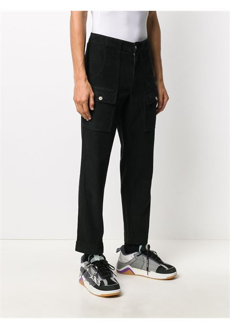 Black trousers PALM ANGELS |  | PMCA081F20FAB0011001