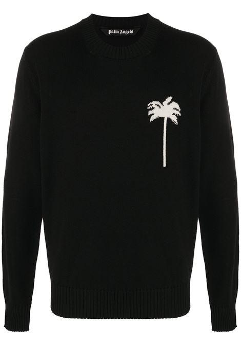 Black jumper PALM ANGELS |  | PMHE013E20KNI0011001