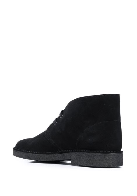 Stivaletto nero PALM ANGELS | SNEAKERS | PMIA050E20LEA0021001