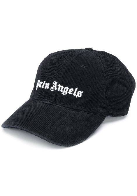 Cappello nero PALM ANGELS | CAPPELLI | PMLB003F20FAB0011001