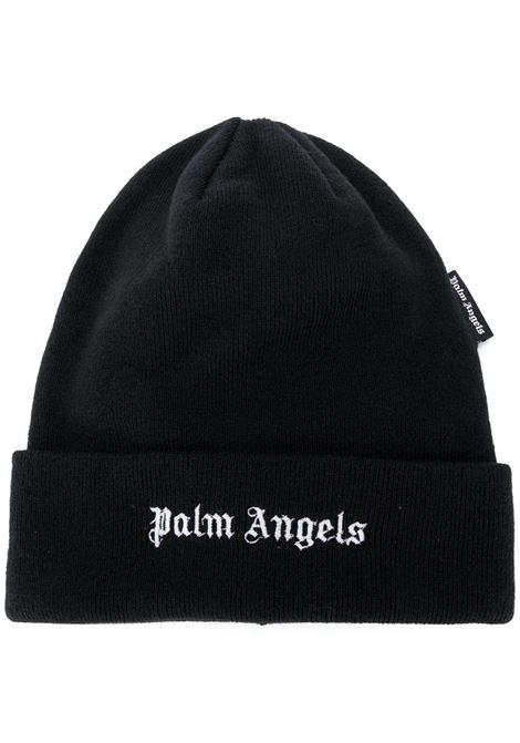 Black beanie PALM ANGELS |  | PMLC012F20KNI0011001