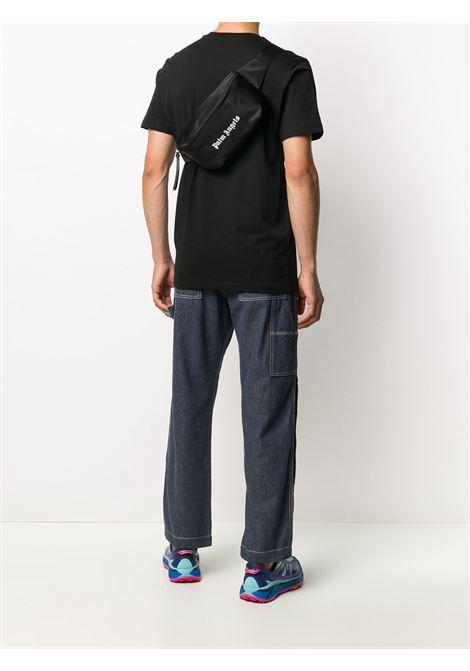 Black/white belt bag PALM ANGELS |  | PMNA030F20FAB0011001
