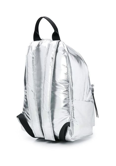 Silver/black backpack PALM ANGELS |  | PMNB008E20FAB0017210