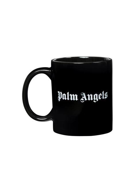 Tazza nera PALM ANGELS | TAZZE | PMZG008E20CER0011001