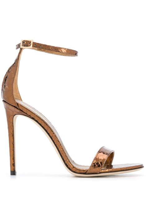 Bronze/brown sandals PARIS TEXAS |  | PX231XPMRRBRONZO