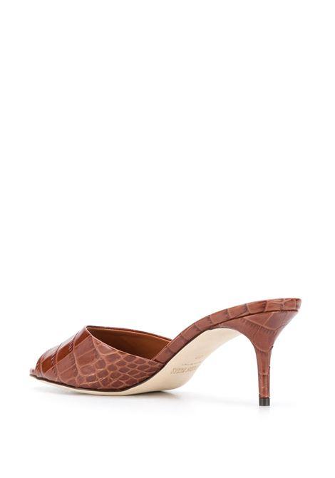 Brown sandals PARIS TEXAS |  | PX506XCAG2MARRONE